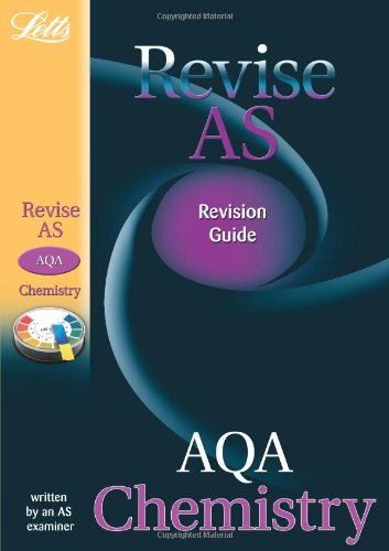 AQA Chemistry: Study Guide (Letts AS Success)
