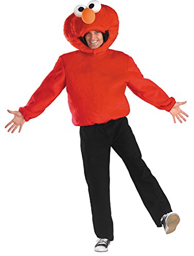 Elmo Adult & Teen Costume 38-40 Halloween Costume