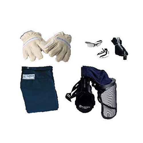 Husqvarna 531307181 Chain Saw Protective Apparel Powerkit, Homeowner