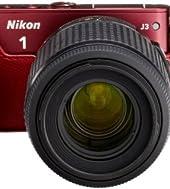 【Amazon.co.jp限定】Nikon1 J3 HLK+55-200mm超望遠セットA レッド N1J3+55-200RDBEKA