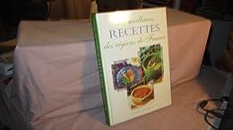 Les  recettes des régions de France
