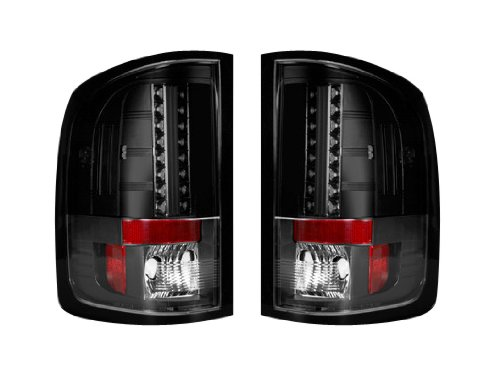 Recon 264189Bk Led Tail Lights