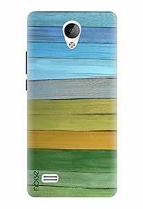 Noise Designer Printed Case / Cover for Vivo Y21L / Patterns & Ethnic / Stripes Design
