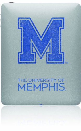 Skinit Protective Skin Fits Ipad (University of Memphis