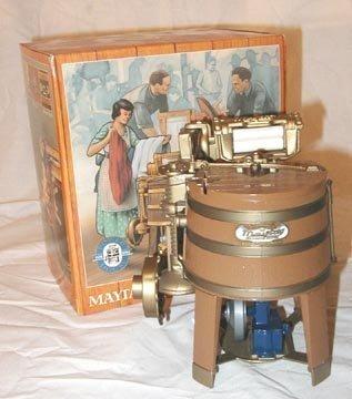 maytag-multi-motor-washer-1-6-scale-no4967-vintage-ertl-1993-by-ertl