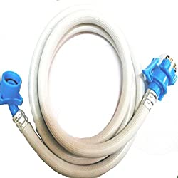 Classic Fully Automatic Washing Machine 4 Mtr Inlet Hose Pipe With Tap Adaptor