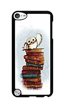 buy Phone Case Custom Iphone Ipod Touch 5 Phone Case Cute Harry Potter Owl Hedwig Custom Black Polycarbonate Hard Case For Apple Iphone Ipod Touch 5