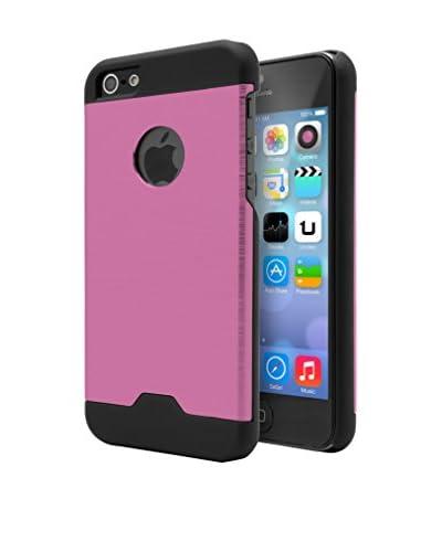 Unotec Funda Metal iPhone 5 / 5S Rosa