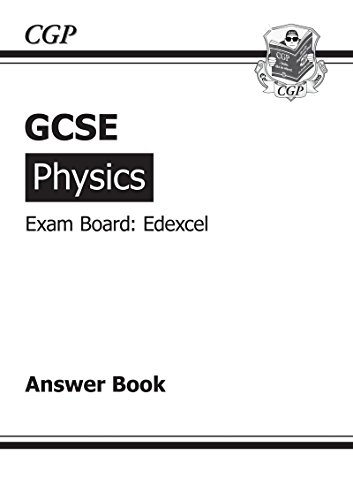GCSE Physics Edexcel Answers (for Workbook)