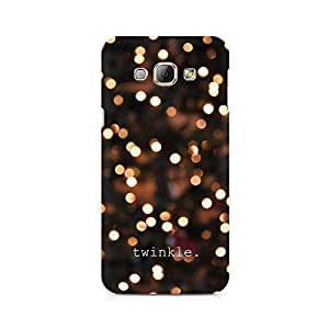 Ebby Twinkle Premium Printed Case For Samsung A8