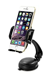 IMOUNT By Artis JHD-16HD79 Smartphone Car Mount Holder Stand Multipurpose Phone Holder for iPhone6, iPhone 6 plus, Samsung Galaxy