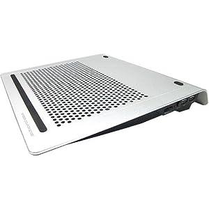 """Zalman ZMNC1000S Solution de refroidissement pour Notebook 15"""" USB Argent"""