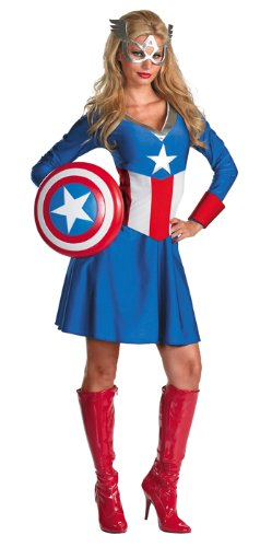 American Dream Classic Costume - Large - Dress Size 12-14