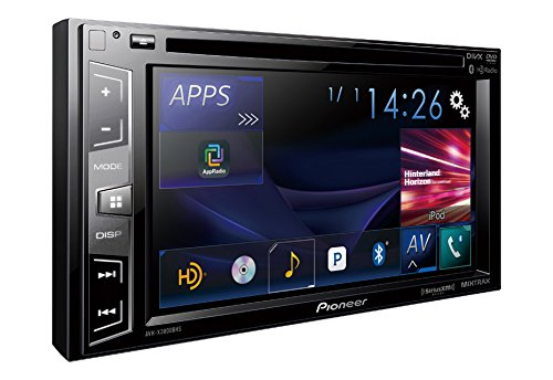 Pioneer AVHX3800BHS 2-DIN Receiver with 6.2