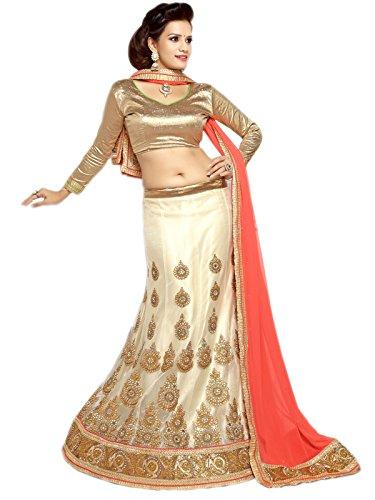 AASVAA-Beautifull-White-Embroidered-Lehenga-Choli