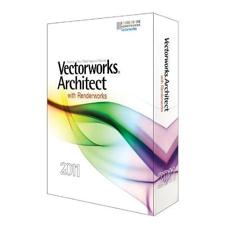 Vectorworks Architect with Renderworks 2011