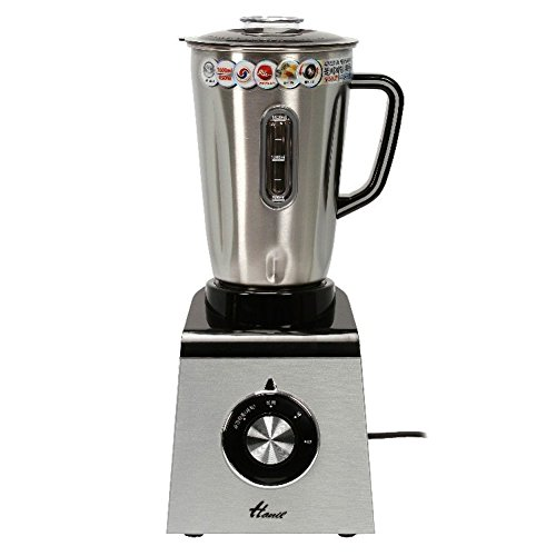 Countertop Dishwasher Korea : Hanil Hmf-2100s Korea Electric Multi Stainless Blender Mixer Silver ...