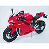 Ducati 1199 Panigale Motorcycle 1:12 Scale Model by Maisto