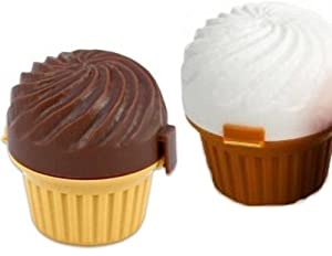 Go Go Cupcake Holder Twin Pack