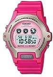 Casio Women's Watch Pink Resin Strap Lw202h-4av【並行輸入】