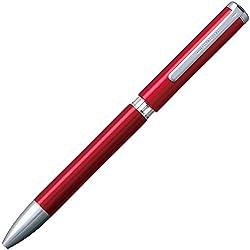 三菱鉛筆 ゲルインクボールペン スタイルフィットマイスター 3色ホルダー レッド UE3H1008.15