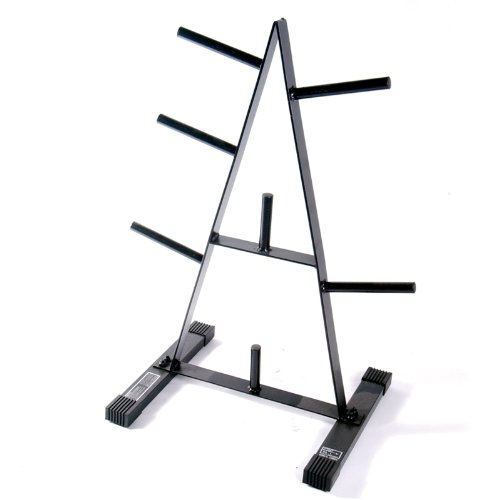 CAP Barbell 1-Inch Standard Plate Rack (Weight Rack Plates compare prices)