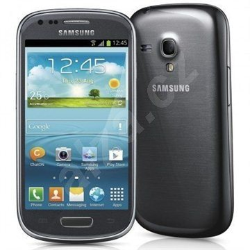 Samsung Gt-i8190 L Galaxy S3 Mini GRAY 3G – 850 / 1900 / 2100 Mhz factory Unlocked International Verison