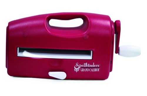 Spellbinders Grand Calibur Cut  &  Emboss Machine-