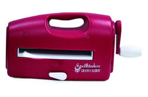 Spellbinders Grand Calibur Cut  &  Emboss Machine-