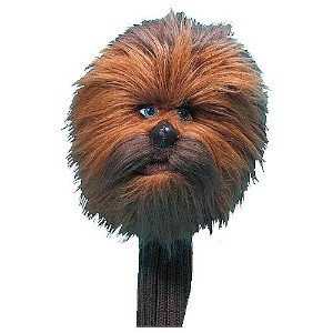 Chewbacca Golf Club Head Cover