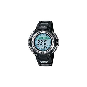 Casio #SGW100-1V Men's Digital Compass Twin Sensor Sports Watch