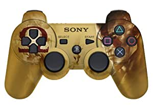 Sony PlayStation DualShock 3 God of War Ascension Limited Edition Gold Controller (PS3)