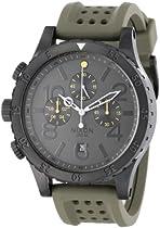 Nixon - Mens Analog 48-20 Chrono P Watch, Color: Surplus / Black