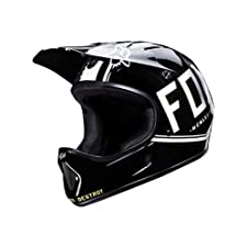 Fox Head Men's Rampage Helmet Black/Camouflage Large