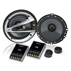 Sony XSGTX1620S 6.5-Inch GTX Series Component Speakers