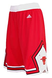 Adidas Chicago Bulls Youth NBA Replica Basketball Shorts by adidas