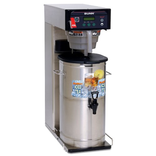 "Bunn Infusion Itcb-Dv Iced Tea Brewer With 25 3/4"" Trunk - Dual Voltage (Bunn 35700.0001) front-590101"