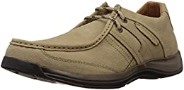 Woodland Mens Leather Sneakers B018M2BMWM
