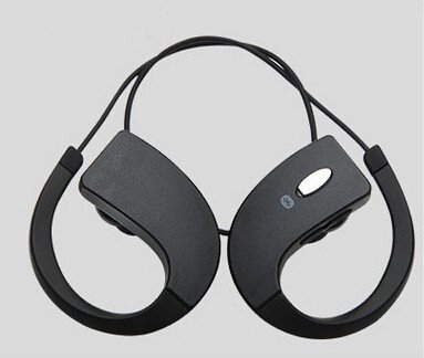 bluetooth headset waterproof bluetooth headphone earhook mini wireless ster. Black Bedroom Furniture Sets. Home Design Ideas