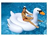 Swimline Giant Swan Ride-On, 75 inches, #90621