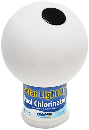 Blue Wave Na3396 Solar Globe Chlorinator And Color Changing Pool Light