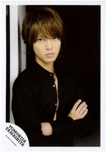 ジャニーズ公式生写真 TOMOHISA YAMASHITA【山下智久】Jof0369