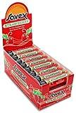Savex .15 Oz Strawberry Lip Balm Display Case Pack 72
