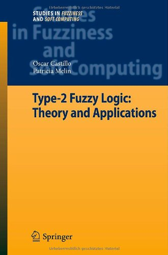 Type-2 Fuzzy Logic: Theory and Applications (Studies in Fuzziness and Soft Computing)