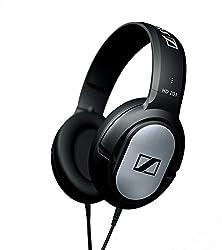 Sennheiser HD-201 Lightweight Binaural Over-Ear Headphone