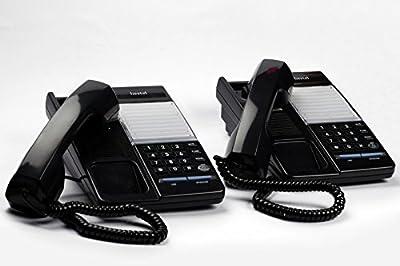 Beetel B78 Corded Feature Phone (Black)