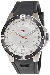 Tommy Hilfiger Analog Black Dial Mens Watch - NTH1790683J