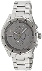 Esprit Chronograph Grey Dial Mens Watch - ES105551005
