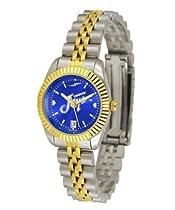 Creighton Bluejays Ladies Gold Dress Watch