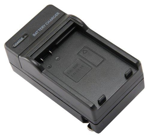 Stk'S Nikon En-El14 Charger - For Nikon D3200, D3100, D5200, D5100, D5300, Df, D3300 Dslr, Coolpix P7800, P7700, P7000, And P7100 Cameras, En-El14 Battery, Mh-24 Charger